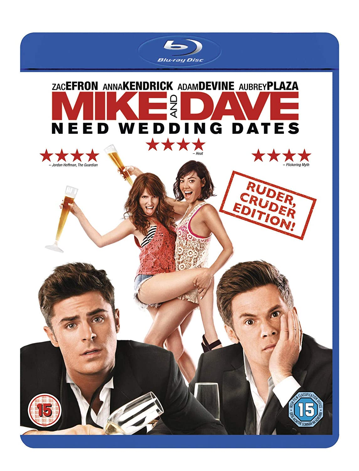 Mike And Dave Need Wedding Dates Online.Mike Dave Need Wedding Dates Blu Ray Amazon Co Uk Zac