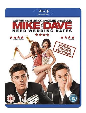 Mike And Dave Need Wedding Dates Full Movie Online.Mike Dave Need Wedding Dates Blu Ray Amazon Co Uk Zac Efron