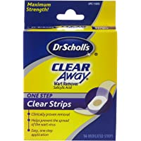 Dr. Scholl's Clear Away One Step Clear Strips