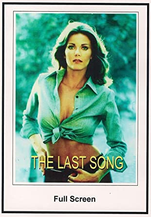 Amazon The Last Song 1980 Lynda Carter Ronny Cox Nicholas