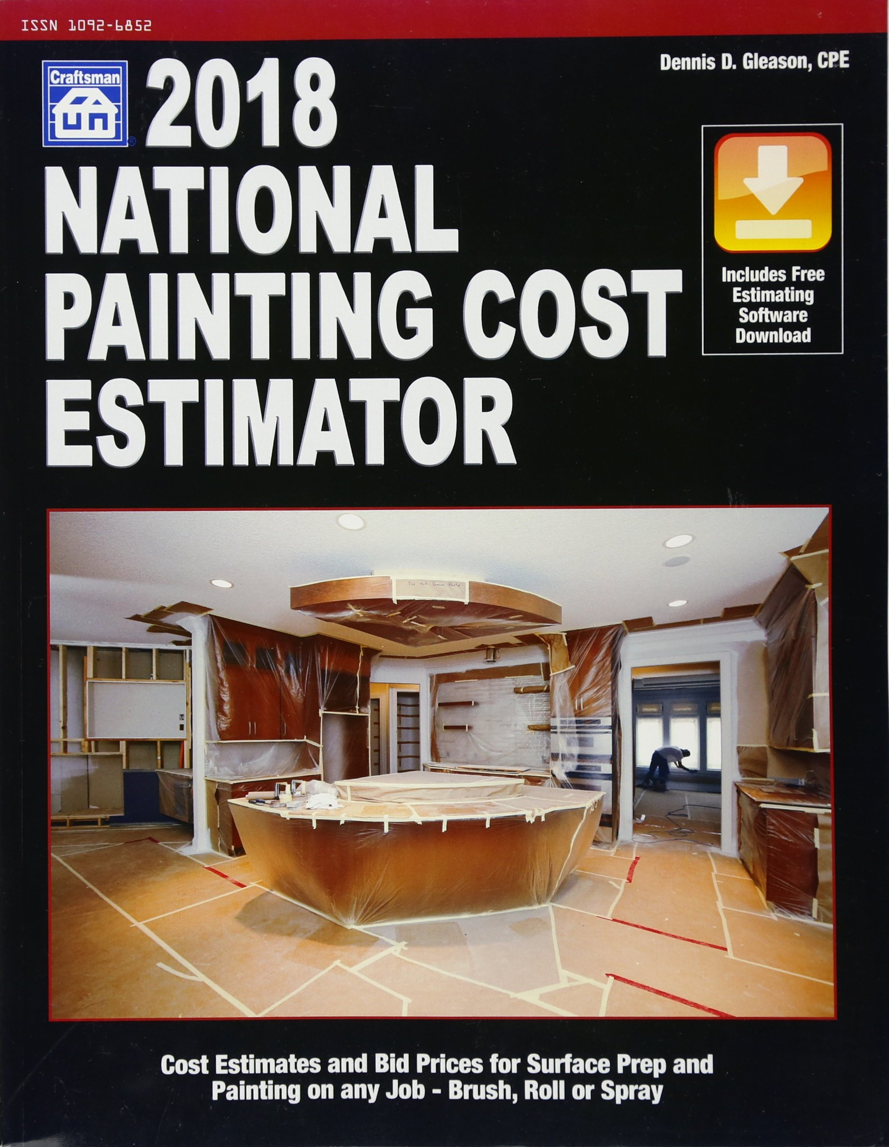 National Painting Cost Estimator 2018
