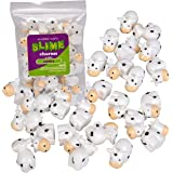 Maddie Rae's Slime Charms, Cows 25 pcs of Slime Beads
