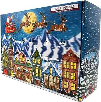 Calendario de Adviento Ron Edition 1-24x0,02l ...