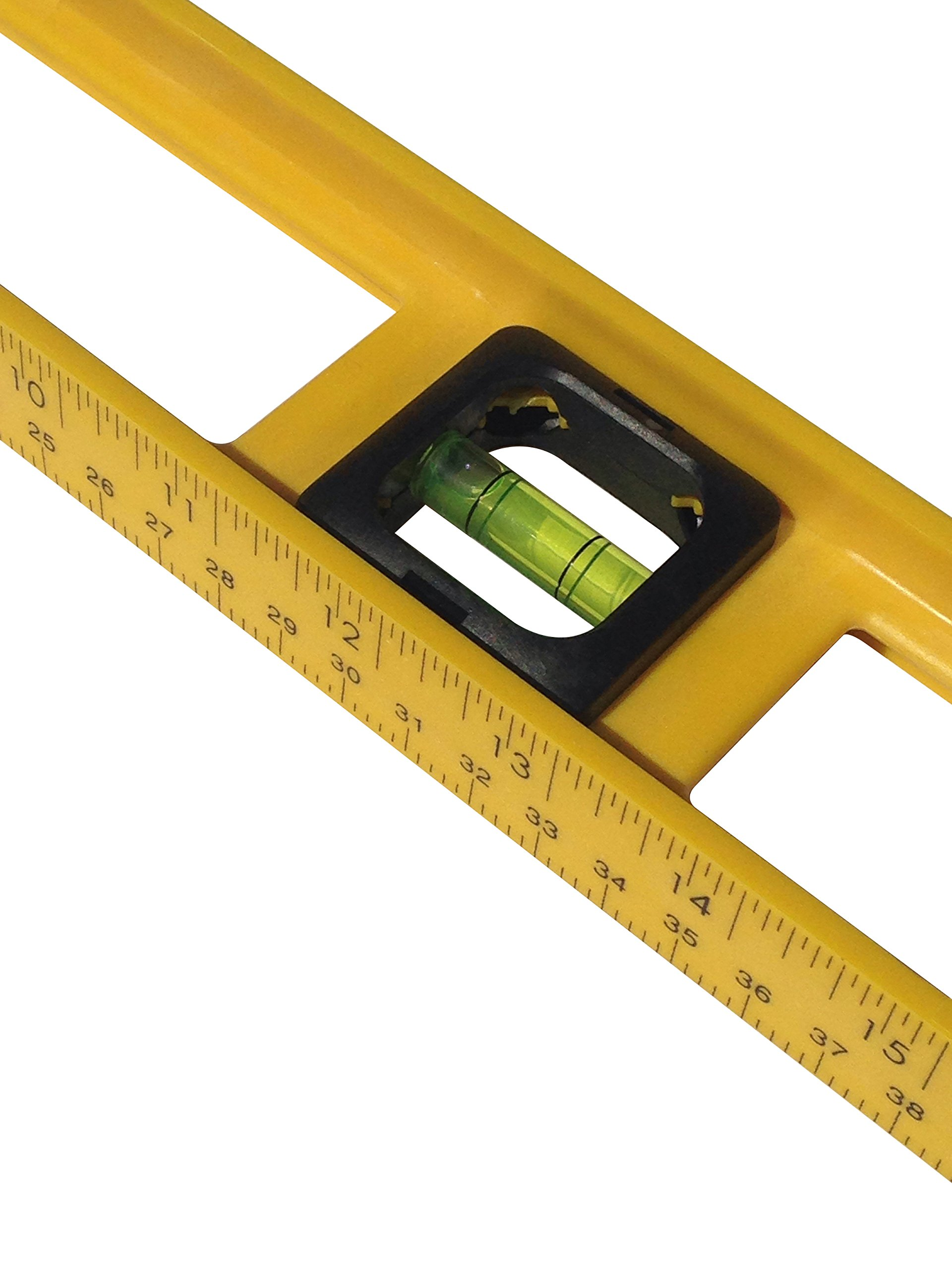 24 Inch and 6 Inch 3 Bubble Torpedo Level Pack Home or Jobsite Approved by Straight and Narrow (Image #5)