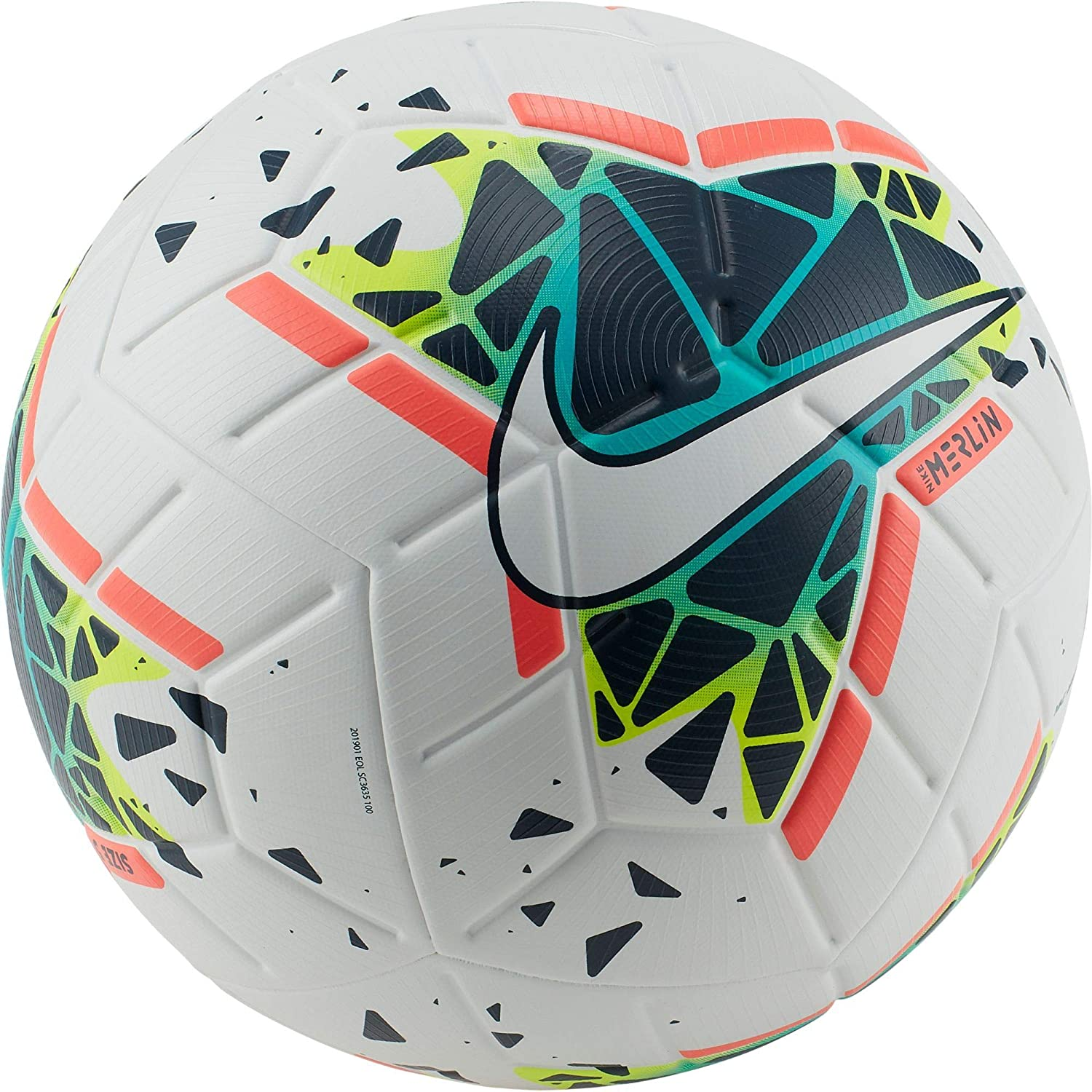 abogado Aleta me quejo  Nike Merlin Football: Amazon.co.uk: Sports & Outdoors