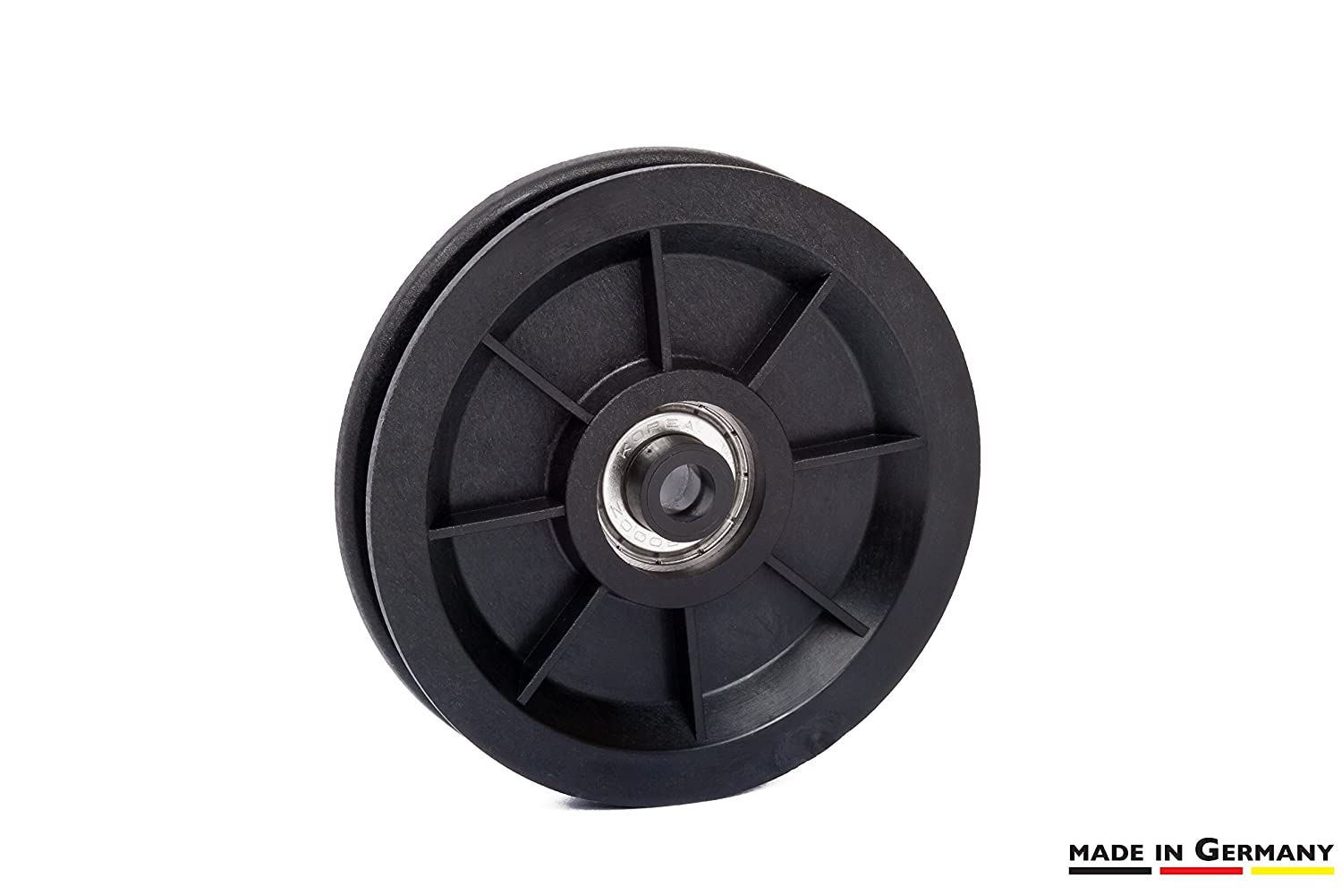 90 MM, Drahtseilrolle Pulley: Amazon.co.uk: Business, Industry & Science