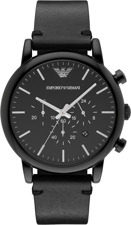 Emporio Armani - Reloj de cuarzo para hombre