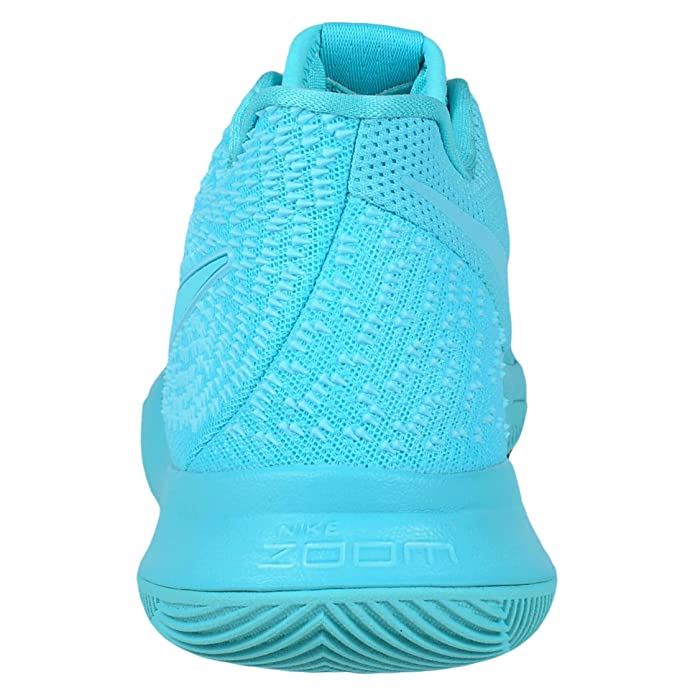 differently ffc5b 13d03 Nike Kyrie 3 Men s Basketball Shoes Aqua Aqua-Black 852395-401 (10.5 D(M)  US)  Buy Online at Low Prices in India - Amazon.in