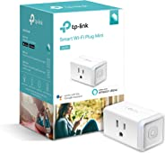 Kasa Smart WiFi Plug Mini by TP-Link - Reliable WiFi Connection, No Hub Required, Works with Alexa Echo & Google Assistant (H