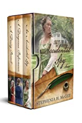 The Accidental Spy Series Complete Set: The complete trilogy of Christian romance novels Kindle Edition