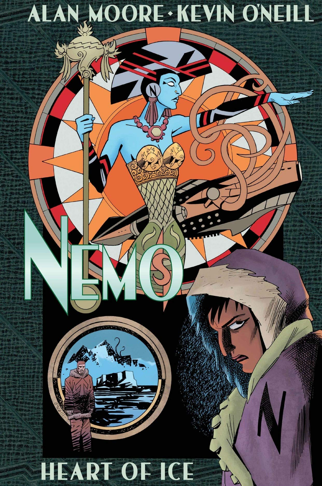 Nemo: Heart of Ice: Moore, Alan, O'Neill, Kevin: 9781603092746 ...