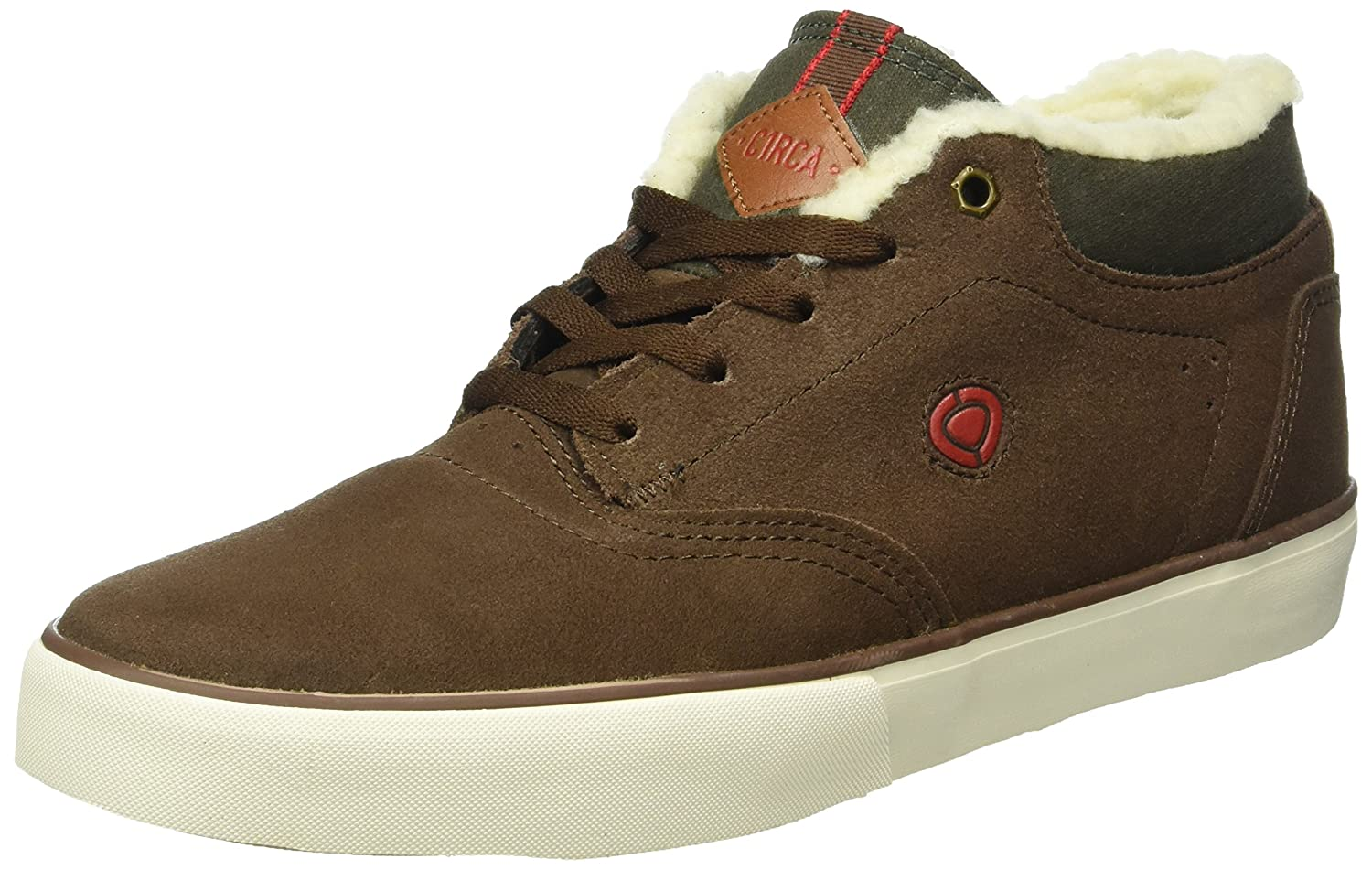 C1RCA Lakota Se, Zapatillas Unisex Adulto 47 EU|Marrón (Pinecone Olive)