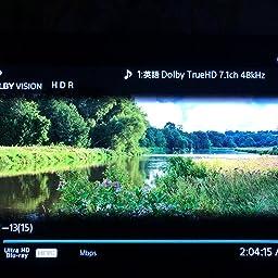 Amazon Co Jp カスタマーレビュー ソニー ブルーレイプレーヤー Dvdプレーヤー Ubp X700 Ultra Hdブルーレイ対応 4kアップコンバート Ubp X700