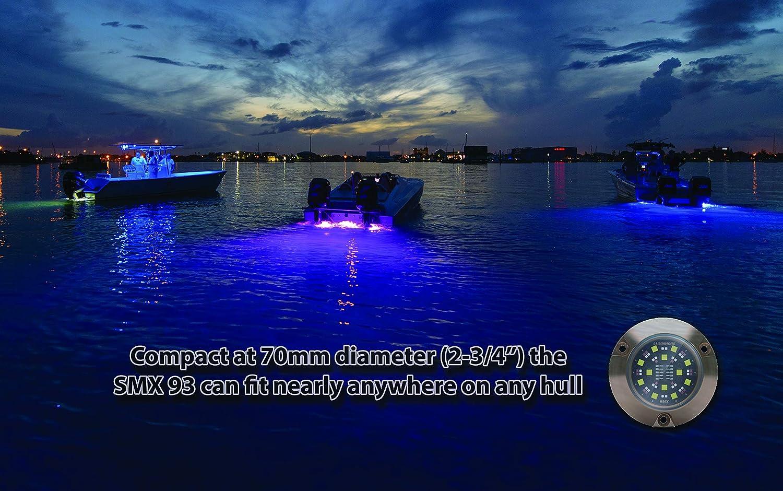 Lumishore SMX93 60-0315 Full Color Spectrum Select Color Change,4000 Lumens