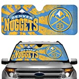 NBA Denver Nuggets Sun Shade, One Size, One Color