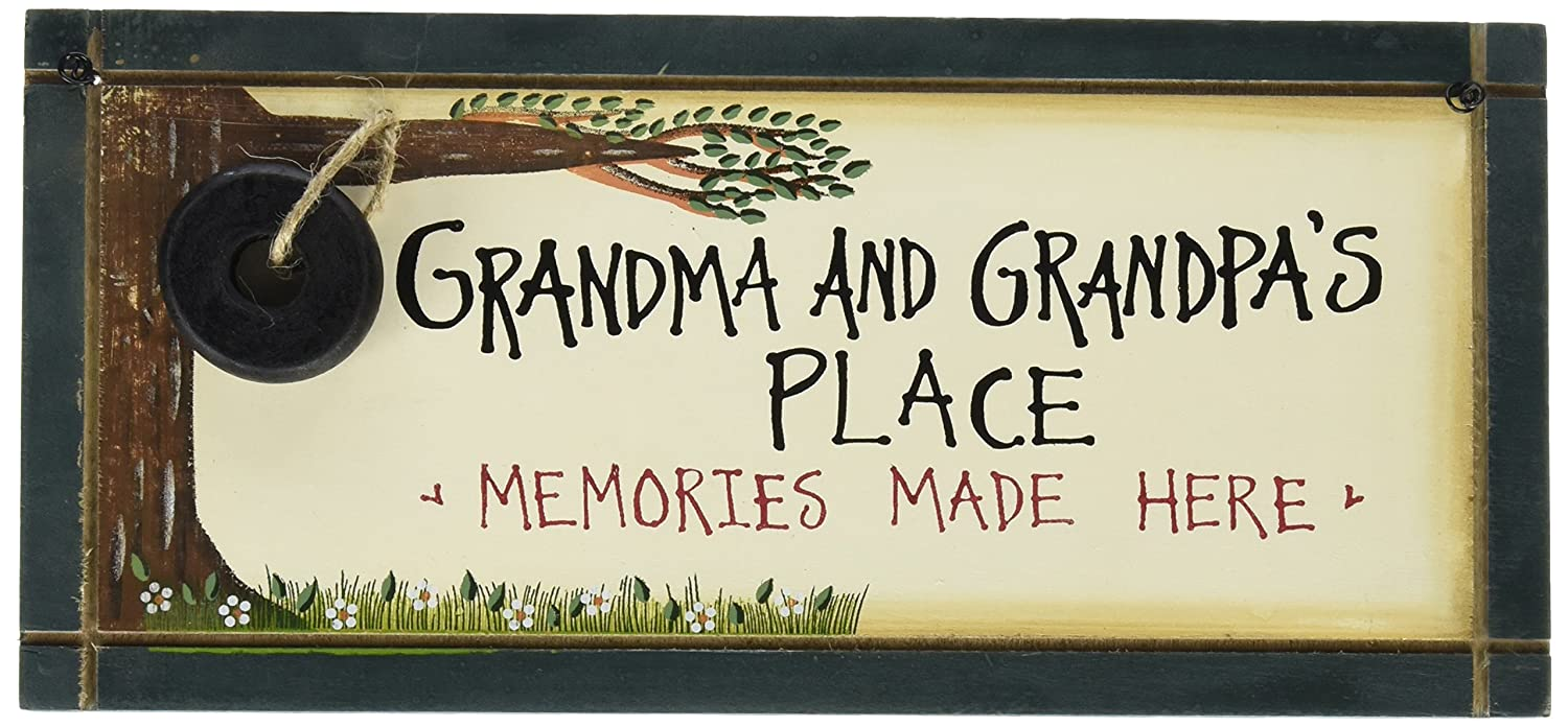 Ohio Wholesale Nanas Kitchen Sign from Our Grandparents Collection 21628