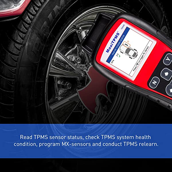 Autel TS508K: Professional MaxiTPMS Tool