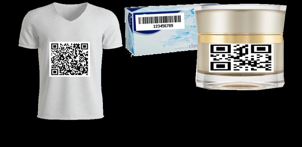 Barcode reader & QR code scanner . Pro