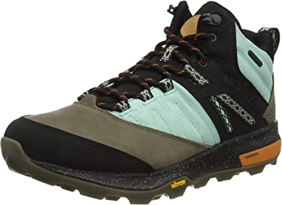 merrell vibram womens boots amazon