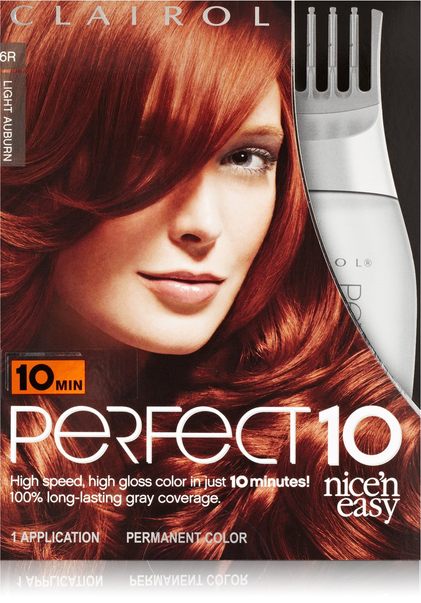 Amazon Clairol Perfect 10 By Nice N Easy Hair Color 006r