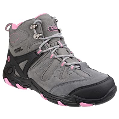 dabf37da5e7 Cotswold Womens/Ladies Coberley Lace Up Contrast Hiking Boots (6 UK ...