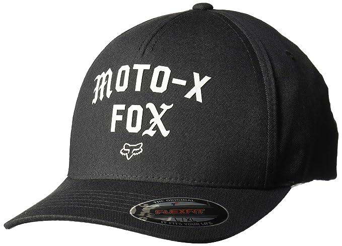 Fox Arch Flexfit - Gorros Hombre - negro 2017: Amazon.es: Ropa y accesorios