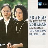 Brahms: Viola Sonatas Op.120 Nos.1/2 · Schumann: Märchenbilder