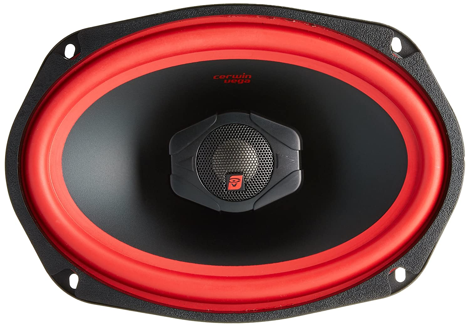 CERWIN VEGA V469 6-Inch x 9-Inch 500 Watts Max/100Watts RMS Power Handling 2-Way Coaxial Speaker Set