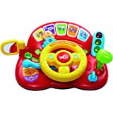 VTech 166603 Baby Tiny Tot Driver - Multi-Coloured