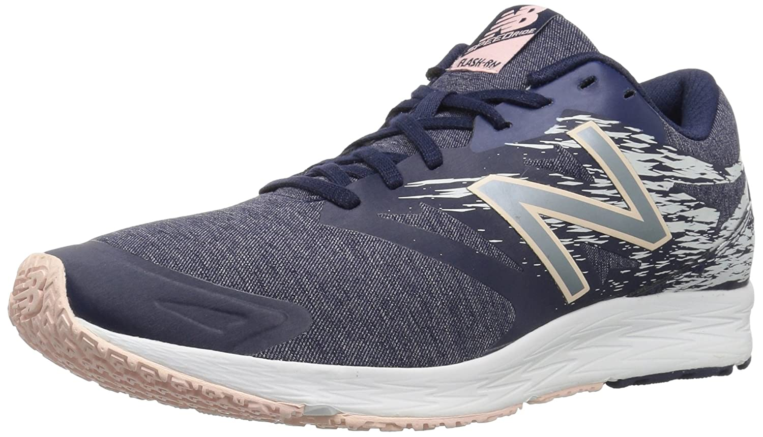 New Balance Shoe Women's Flash V1 Running Shoe Balance B071JM822Y 9 B(M) US|Navy/Silver/Pink c3f66b