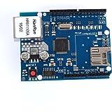 tinxi® W5100 Red Ethernet Shield tablero del módulo de Arduino UNO R3 TF 2560 mega TE146