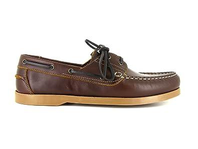 PIERRE CARDIN Chaussures Bateaux PC1605BO Marron - Couleur - Marron Soy7G