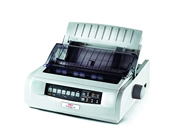 OKI ML5521eco - Impresora matricial, Sistema de 9 Agujas ...