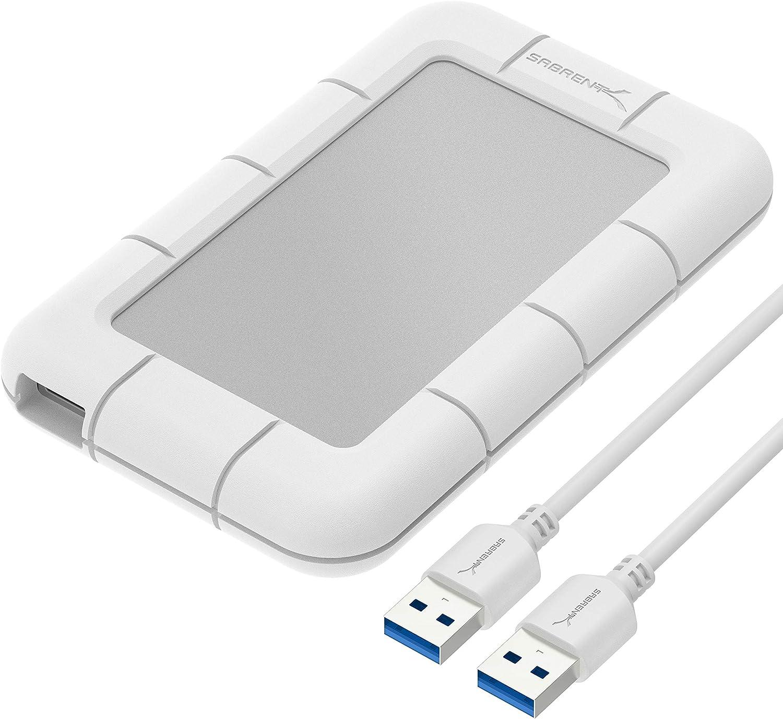 Caja de la unidad de disco duro externo USB 3.0 a SSD / 2.5 SATA ...
