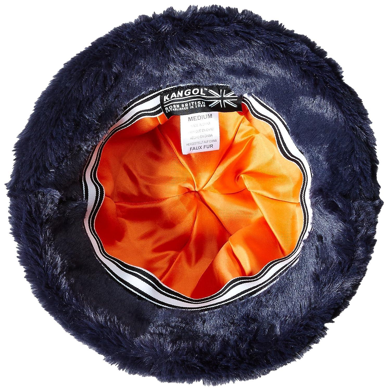 82911dd7d3a Kangol Men s Faux Fur Casual Cap at Amazon Men s Clothing store