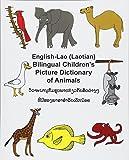 English-Lao/Laotian Bilingual Children's Picture Dictionary of Animals