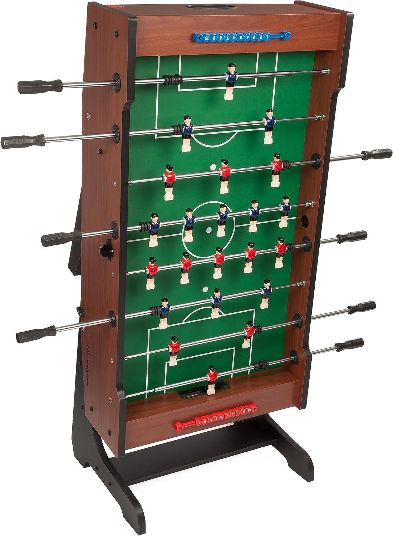 Ultrasport Futbolín D-fense, Plegable de 145 x 110 x 91 cm ...