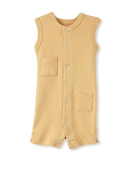 Amazon.com: L ovedbaby – Unisex-Baby recién nacido Shortall ...