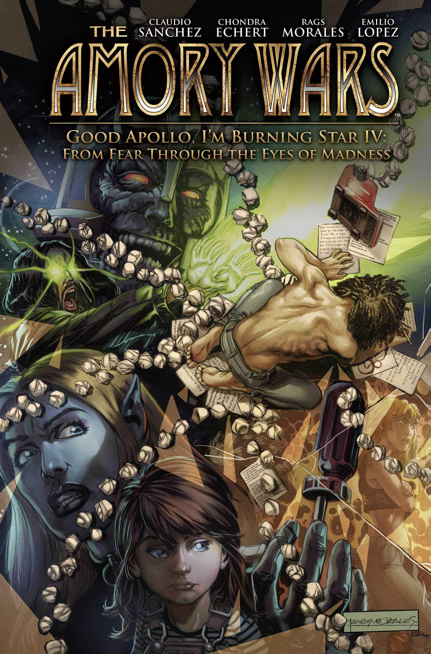 The Amory Wars: Good Apollo, I'm Burning Star IV Ultimate Edition by Boom! Studios