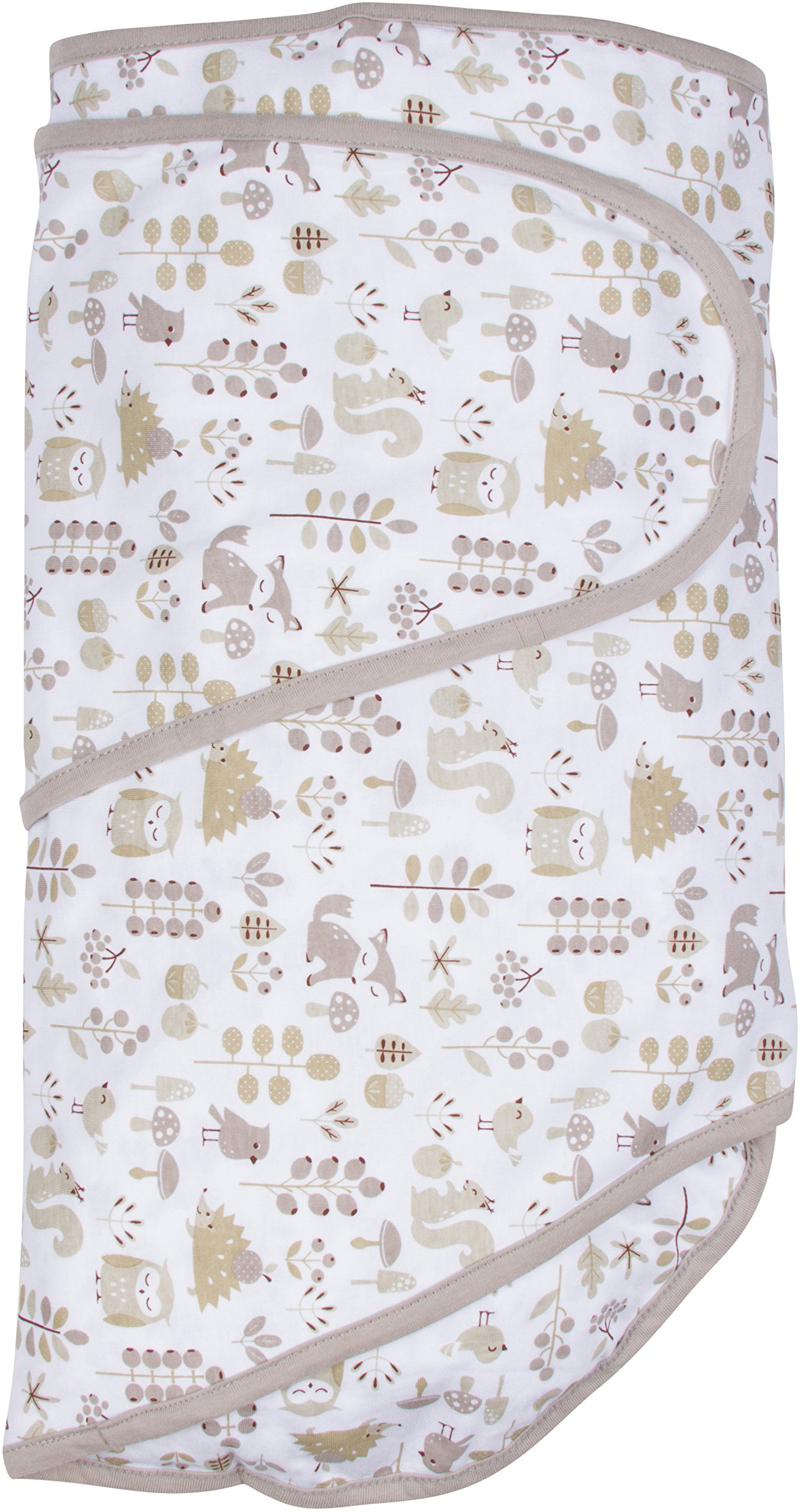 Miracle Blanket Baby Swaddle, Foxes