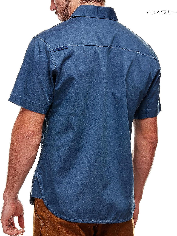 Black Diamond Mens M Ss Stretch Operator Shirt