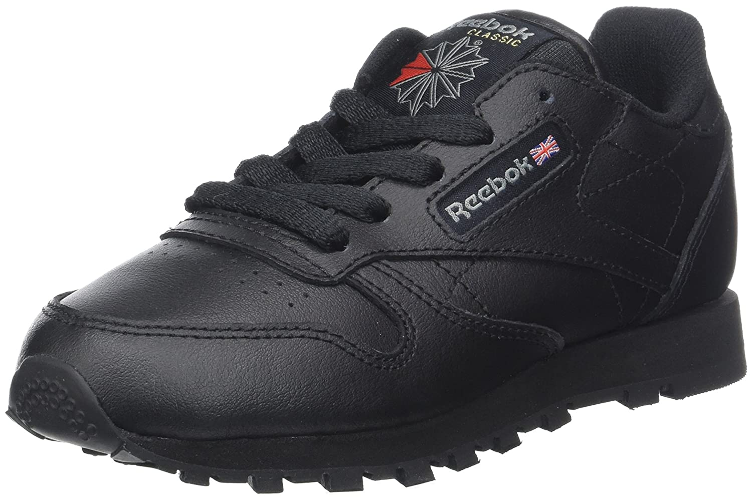 Reebok Classic Leather Zapatillas de Trail Running Unisex Niños
