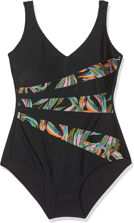 PALM BEACH Anzug Neon Leaves ba/ñadores para Mujer