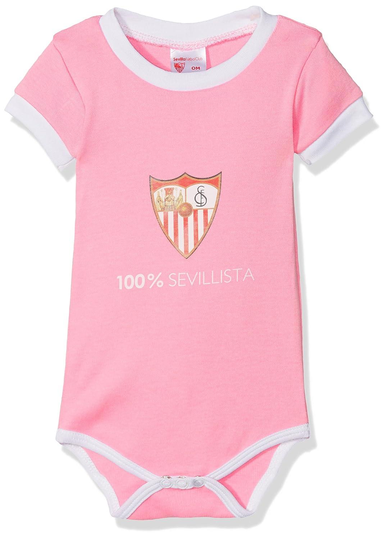 Conjunto de Ropa Unisex Beb/é Sevilla CF Baby Set SFC