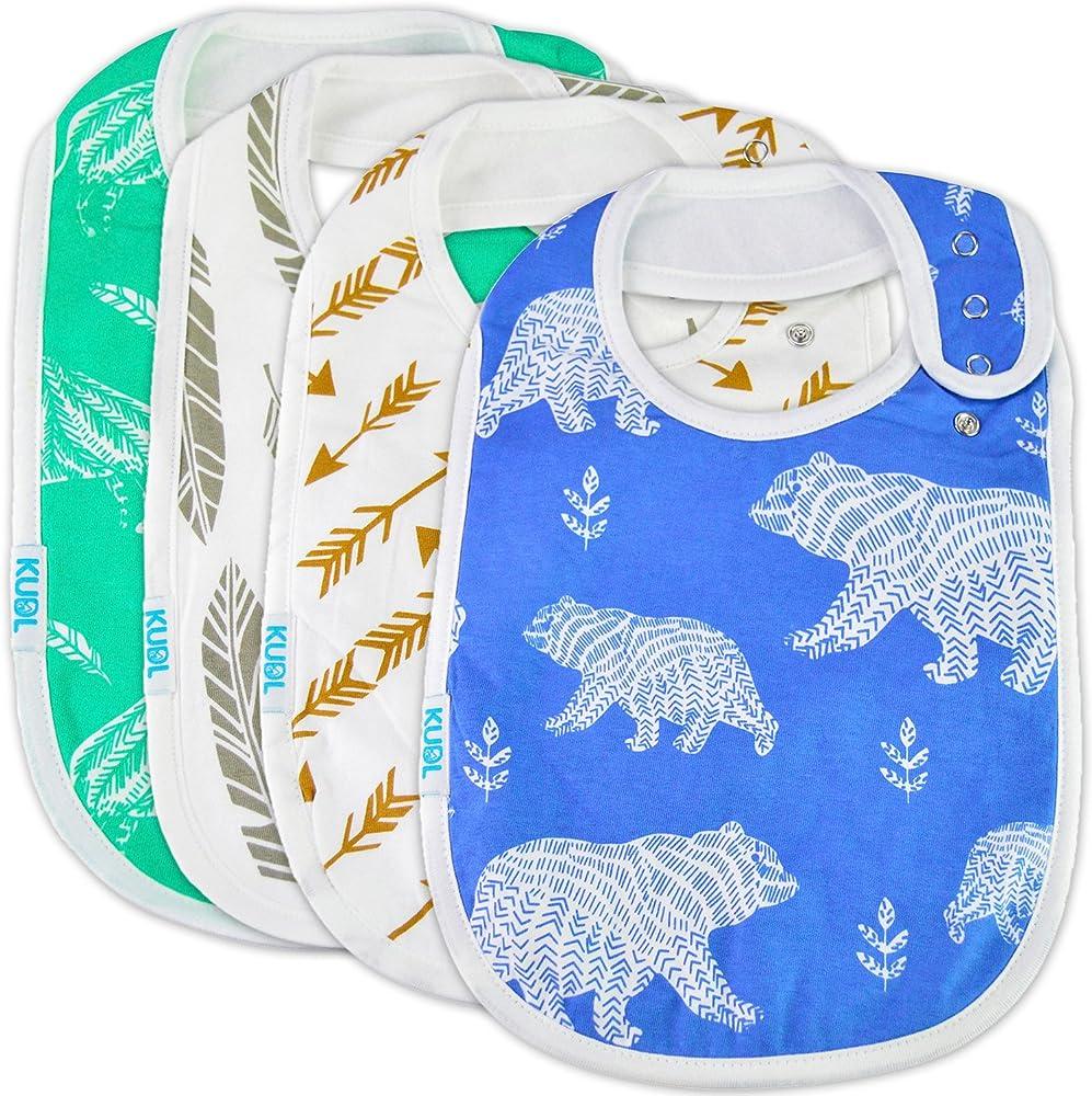 Flannel Bib-Unisex bibs-zoo animals bibs-Triple Layer bib waterproof-Boy bib-girl bib Baby bib-drool bib-animals-safari-elephant-zebra-lion
