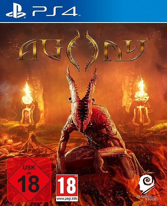 Agony - PlayStation 4 [Importación alemana]: Amazon.es: Videojuegos