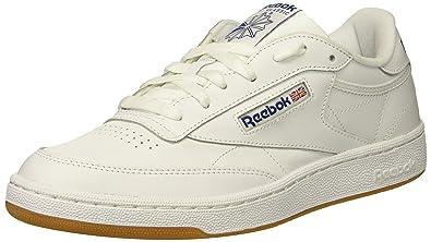 2e7c7069e1 Reebok Men's Club C 85 Sneaker
