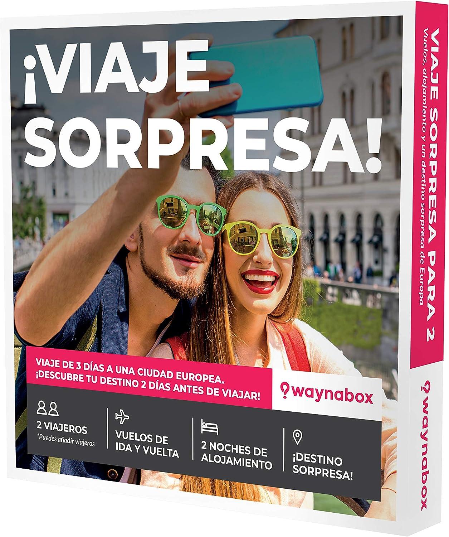 waynabox viaje sorpresa