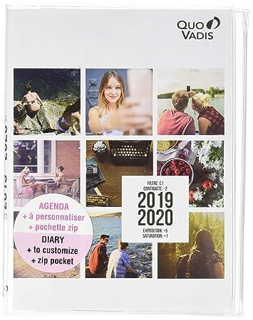 Amazon.com: Quo Vadis 2019-2020 Equology - Agenda escolar ...