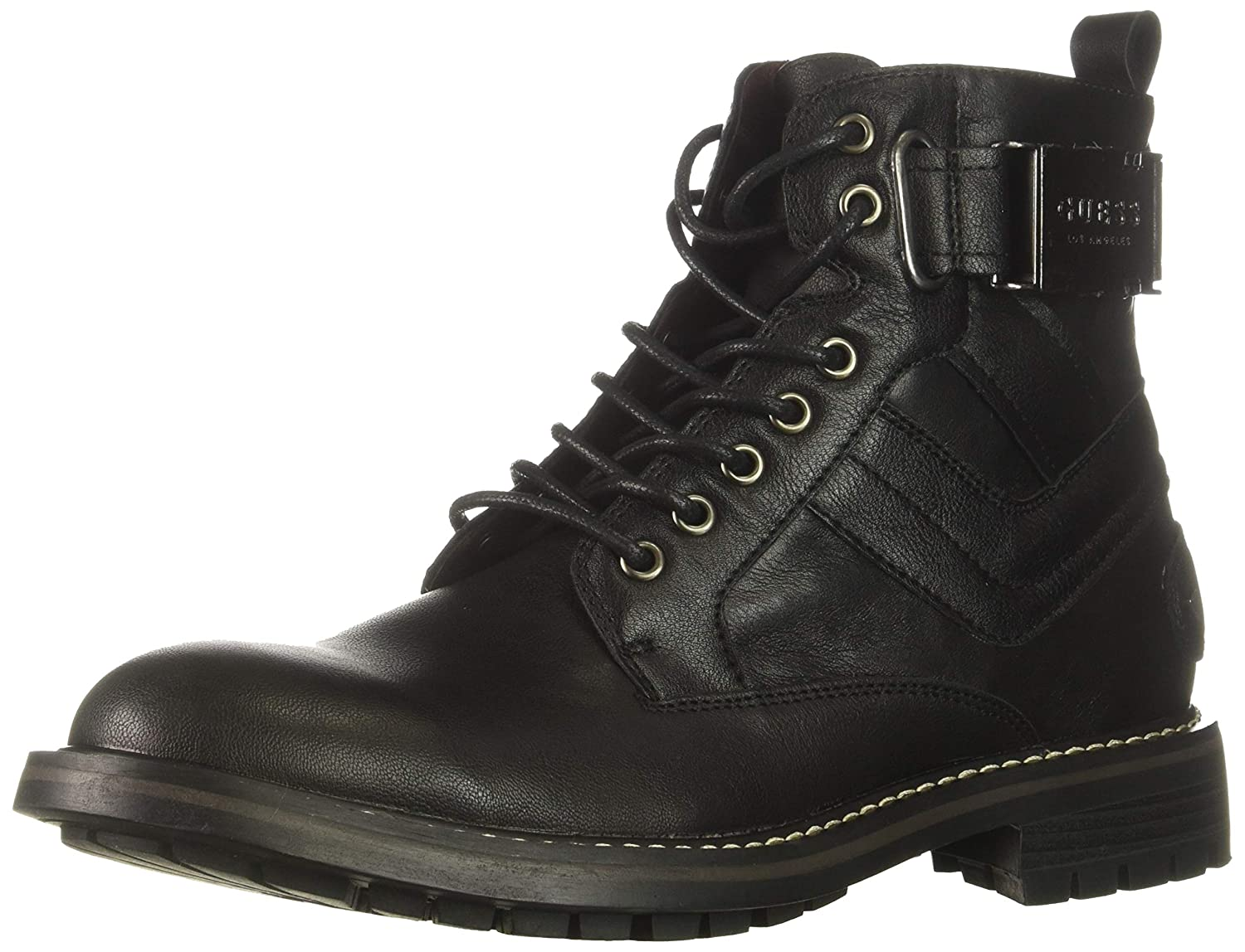 Guess Men's Rebel Combat Boot GMREBEL